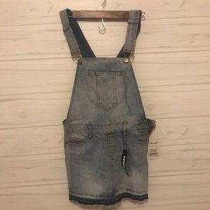 Dollhouse Overall Dress